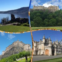 From clan seats to royal residences, Scotland's castles tell a nation's story.