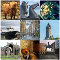 There's a lot you can do in a day, from city excursions to Highland tours.